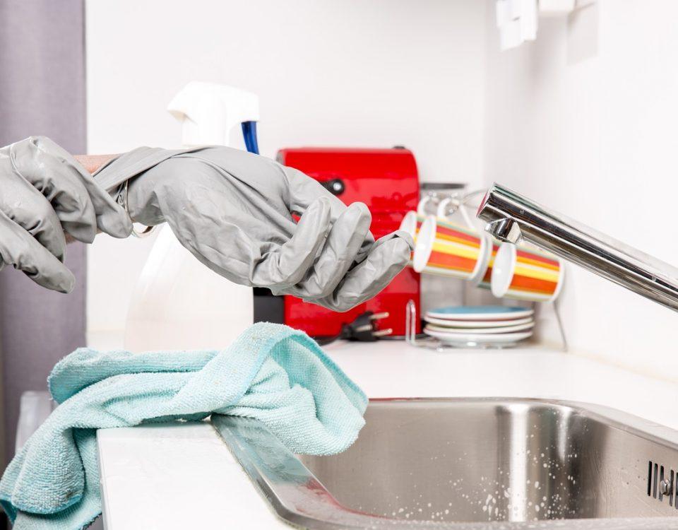 Consigli su Come Disinfettare Casa